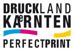 Druckland Kärnten Logo RBG