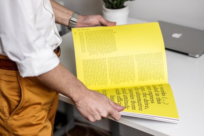 Broschüre drucken beim Druckland Kärnten